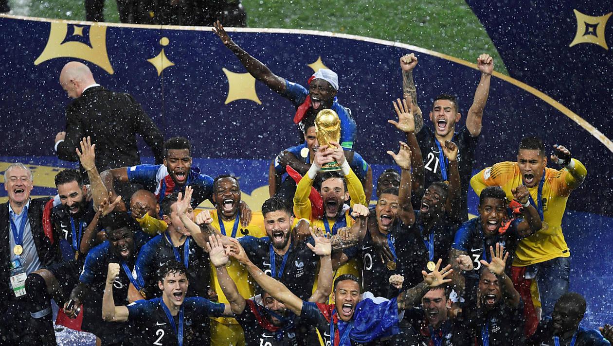 - Coupe du monde 1994 equipe de france ...
